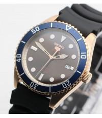 นาฬิกา SEIKO 5 Sports Automatic SRPB96K1 (Pinkgold Submarine)