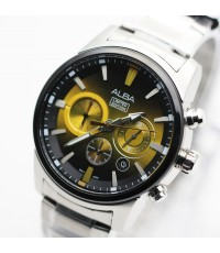 นาฬิกา ALBA Sport Chronograph Gent AT3C31X1 limited edition