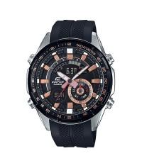นาฬิกา CASIO Edifice ERA-600PB-1AVUDF (ประกัน CMG) นาฬิกาสปอร์ต 2 ระบบใหม่