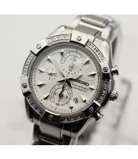 นาฬิกา SEIKO Velatura Diamond Lady SNDV65P1