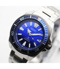 นาฬิกา SEIKO Samurai  Save the ocean Special Edition SRPC93K1