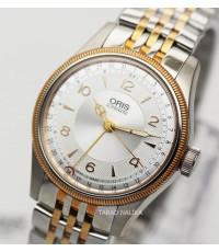 นาฬิกา ORIS big crown pointer date original  75476964361  40 mm.