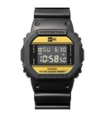 นาฬิกา CASIO G-shock New ERA Limited Edition DW-5600NE-1DR  (ประกัน cmg)