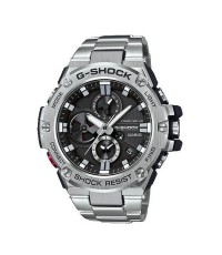 นาฬิกา CASIO G-Shock G-STEEL GST-B100D-1ADR with Bluetooth and Tough Solar(ประกันCMG)