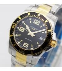 นาฬิกา Longines HydroConquest Quartz L3.740.3.56.7 สองกษัตริย์