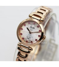นาฬิกา ALBA modern ladies AH7N78X1 เรือนทอง pinkgold