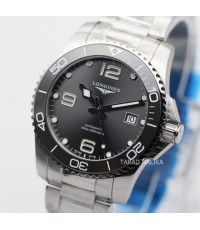 นาฬิกา Longines HydroConquest automatic ceramic L3.781.4.76.6