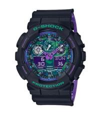 นาฬิกา CASIO G-shock GA-100BL-1ADR  (ประกัน CMG)