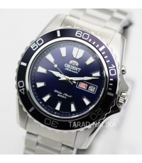 Orient Diver\'s 200 m Automatic New OREM75002D king size หน้าปัดน้ำเงิน