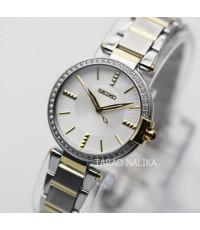 นาฬิกา SEIKO modern crystal lady ควอทซ์ SRZ516P1