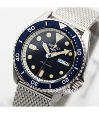 นาฬิกา SEIKO 5 Sports New Automatic SRPD71K1 (ฺฺBlue Dial)