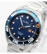 นาฬิกา ALBA Smart gent AG8H43X1 หน้าปัดน้ำเงิน