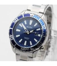 นาฬิกา ALBA Smart gent AG8K31X1 หน้าปัดน้ำเงิน