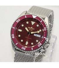 นาฬิกา SEIKO 5 Sports New Automatic SRPD69K1 (ฺ์Red)