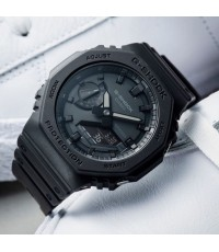 นาฬิกา CASIO G-Shock Carbon Core Guard GA-2100-1A1DR (ประกัน CMG)