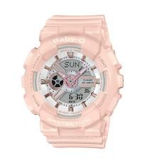 นาฬิกา CASIO Baby-G BA-110RG-4ADR (ประกัน cmg)