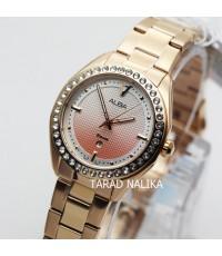 นาฬิกา ALBA TOEY Limited Edition AH7W68X1  pinkgold
