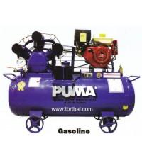 ปั๊มลมติดเครื่องยนตร์ Gasoline 13 แรงม้า ยี่ห้อ PUMA รุ่น TPU-30
