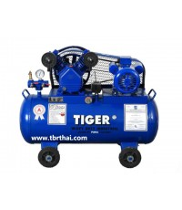 ปั๊มลมลูกสูบ TIGER 2 แรงม้า รุ่น TG-22 ,Air Compressor TIGER Model TG-22