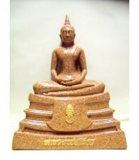 พระบูชาหลวงพ่อพระพุทธโสธร หน้าตัก 5 นิ้ว ( เนื้อกระเบื้อง )