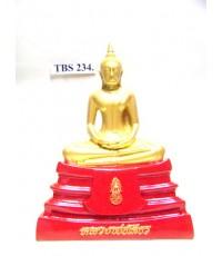 พระบูชาหลวงพ่อพระพุทธโสธร วัดโสธรวรารามวรวิหาร หน้าตัก 5 นิ้ว ฐานภปร.เสริมสิริมงคลเจริญรุ่งเรือง