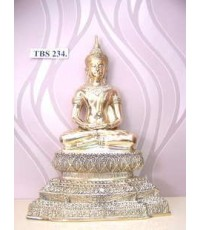 พระบูชา พระพุทธมหาธรรมราชา วัดไตรภูมิ เนื้อทองเหลือง หน้าตัก 5 นิ้ว จังหวัดเพชรบูรณ์