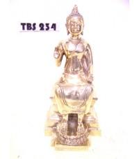 พระบูชา หลวงพ่อประทานพร วัดตึกมหาชยาราม จังหวัดสมุทรสาคร เมตตาประทานพรสำเร็จสมดั่งหวัง