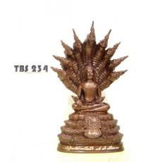 พระบูชาหลวงพ่อใหญ่ วัดไทย หน้าตัก 3 นิ้ว อำเภอโพนพิสัย จังหวัดหนองคาย เสริมสิริมงคลชีวิต