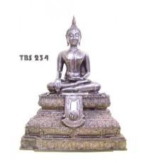 พระบูชาพระพุทธอมตมงคลรังสี หน้าตัก 5นิ้ว วัดใหม่อมตรส รุ่นอมตมหามงคล กรุงเทพมหานคร