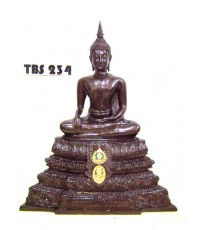 พระบูชา พระพุทธสิธิชัยปราการ วัดบางหัวเสือ อำเภอพระประแดง สมุทรปราการ หน้าตัก 5 นิ้ว มงคลชีวิต