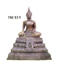 พระบูชา พระพุทธตรีโลกเชษฐ์ หน้าตัก 5 นิ้ว วัดสุทัศนเทพวรารามราชวรมหาวิหาร เขตพระนคร กรุงเทพมหานคร