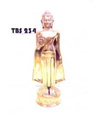 พระบูชาหลวงพ่อพระธรรมิกราช วัดธรรมิกราช สูง 10 นิ้ว พระนครศรีอยุธยา เสริมสิริมงคลชีวิต