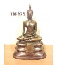 พระบูชา พระพุทธมงคลศักดิ์สิทธิ์ หน้าตัก 5 นิ้ว วัดสังกัสรัตนคีรี อ.เมือง จ.อุทัยธานี เสริมมงคลชีวิต
