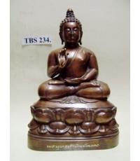 พระบูชา พระพุทธทักษิณมิ่งมงคล วัดเขากง จังหวัด นราธิวาส หน้าตัก 5 นิ้ว มิ่งมงคลชีวิต