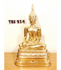 พระบูชา พระเจ้าเก้าตื้อ วัดสวนดอก หน้าตัก 5 นิ้ว อำเภอ เมือง จังหวัด เชียงใหม่ เสริมสิริมงคลชีวิต