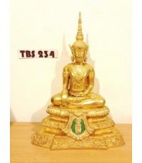 พระบูชา พระประธานวิหารหลวง หน้าตัก 5 นิ้ว วัดมหาธาตุวรวิหาร อำเภอ เมือง จังหวัด เพชรบุรี มงคลชีวิต