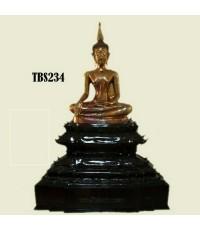 พระบูชา หลวงพ่อพระสมปรารถนา หน้าตัก 15 นิ้ว วัดอุดมมหาวัน (ป่าหลวง) จ.หนองคาย มิ่งมงคลชีวิต