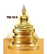 พระบูชา หลวงพ่อศักดิ์สิทธิ์ศรีมงคล วัดด้ามพร้า หน้าตัก 5 นิ้ว จังหวัด อุบลราชธานี เสริมสิริมงคลชีวิต