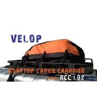 กระเป๋าสัมภาระบนหลังคารถ RCC L02