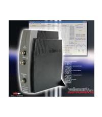 ออสซิลโลสโคป พร้อมฟังก์ชั่นเจนเนอเรอร์ในตัว Velleman รุ่น PCSGU250 ( แบบต่อเข้าคอมพิวเตอร์ )