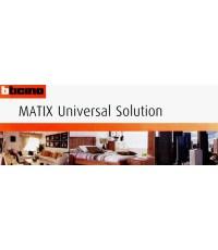 Bticino รุ่น มาติก (MATIX)