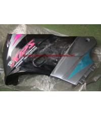 หน้ากาก KR150 แท้ ดำ ซ้าย Kawasaki KR150 Cowling