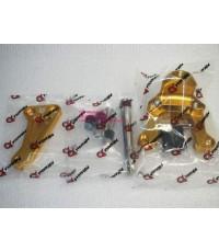 ยึดโช๊คกันสะบัด จับโช๊คคอ Mslaz V2 Yamaha Steering Shock Absorber Coupling