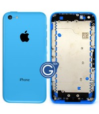 เคสกลาง iPhone 5C  สีฟ้า