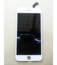หน้าจอพร้อมทัชสกรีนไอโฟน 6Plus (สีขาว)