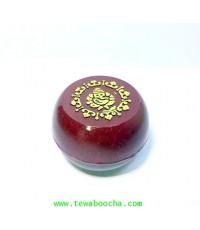 แป้งเจิมซันดูส ผงแดงสีชาด เจิมหน้าผาก : จากอินเดียแท้