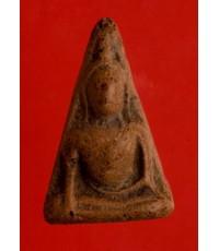 พระนางพญา Phra nangphaya พิมพ์เข่าตรง(มือตกเข่า)  วัดนางพญา จังหวัดพิษณุโลก