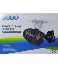 Sobo Wave Maker WP-100M เครื่องทำคลื่นสำหรับตู้ปลาทะเล เหมาะกับตู้ปลาขนาด 14-24 นิ้ว