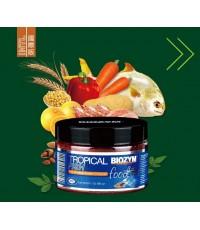 Biozym Tropical Fish Food 300 ml. อาหารสำหรับปลาเขตร้อนชื้น