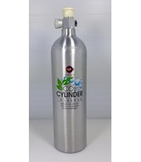 ถังคาร์บอน Up Aqua Aluminium Cylinder 1 L